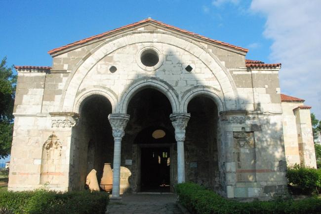 Faros'ta bulunan AyaSofya Müzesi 3