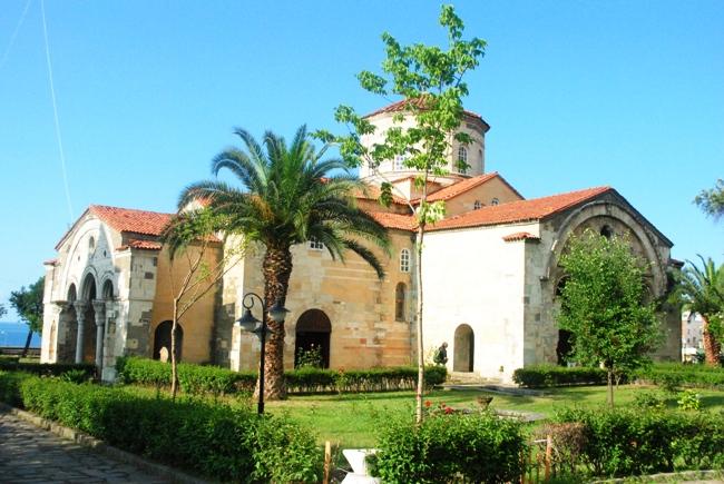 Faros'ta bulunan AyaSofya Müzesi 4