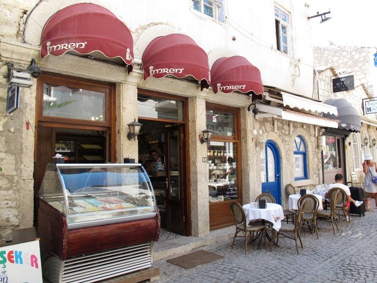 İmren Han Pastanesi ve İmren Han Cafe 1