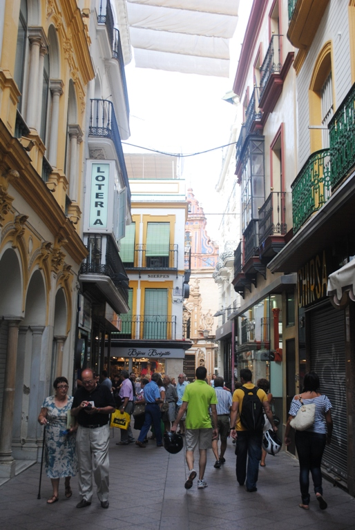 Endülüs Sevilla 8