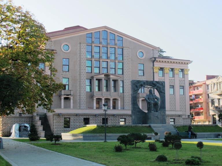 Devlet Tiyatro Binası 1