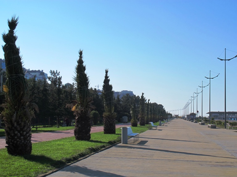 Sheraton, Radisson Blu, Intourist Palace ve President Plaza 2