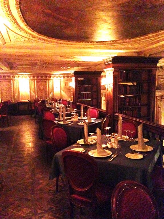 Cafe Pushkin 1