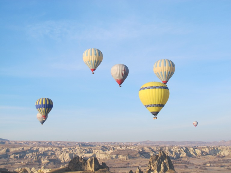balon turu Kapadokya 1