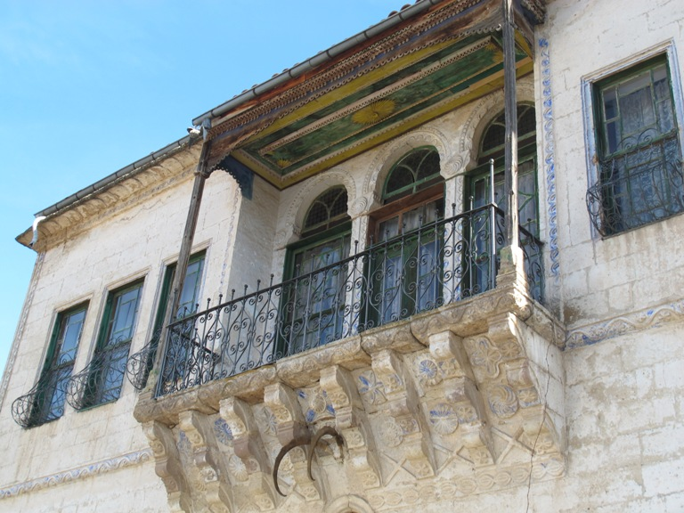 Old Greek House 1