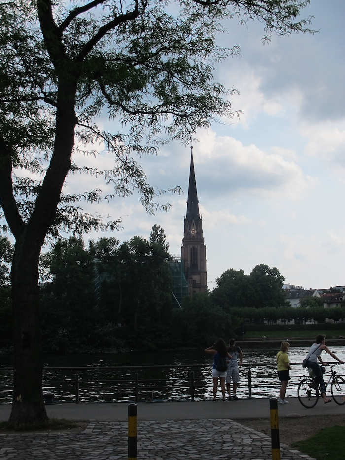 Halle 3, MesseTurm, Commerzbank Kulesi, Sallgasse 3