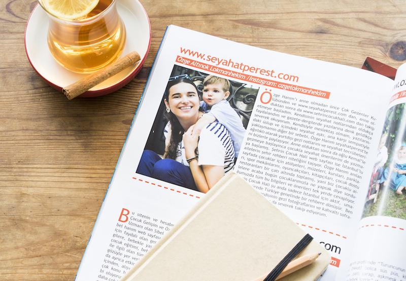Seyahatperest Bookmark