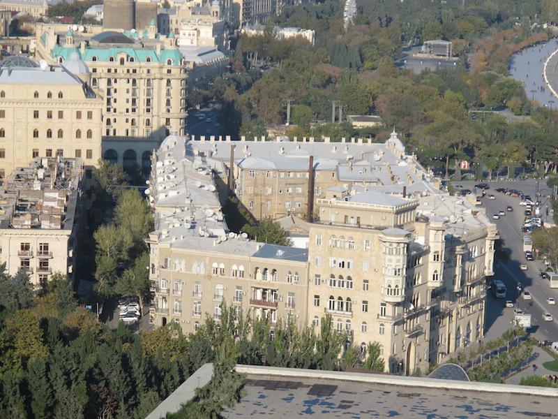Azerbaycan Ulusal Edebiyat Müzesi 1