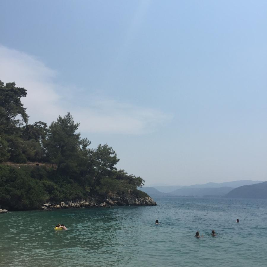 çınar beach_akyaka