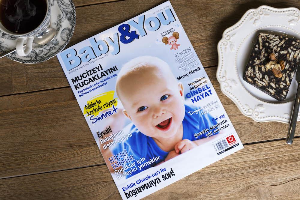 baby&you dergisi ocak 2016