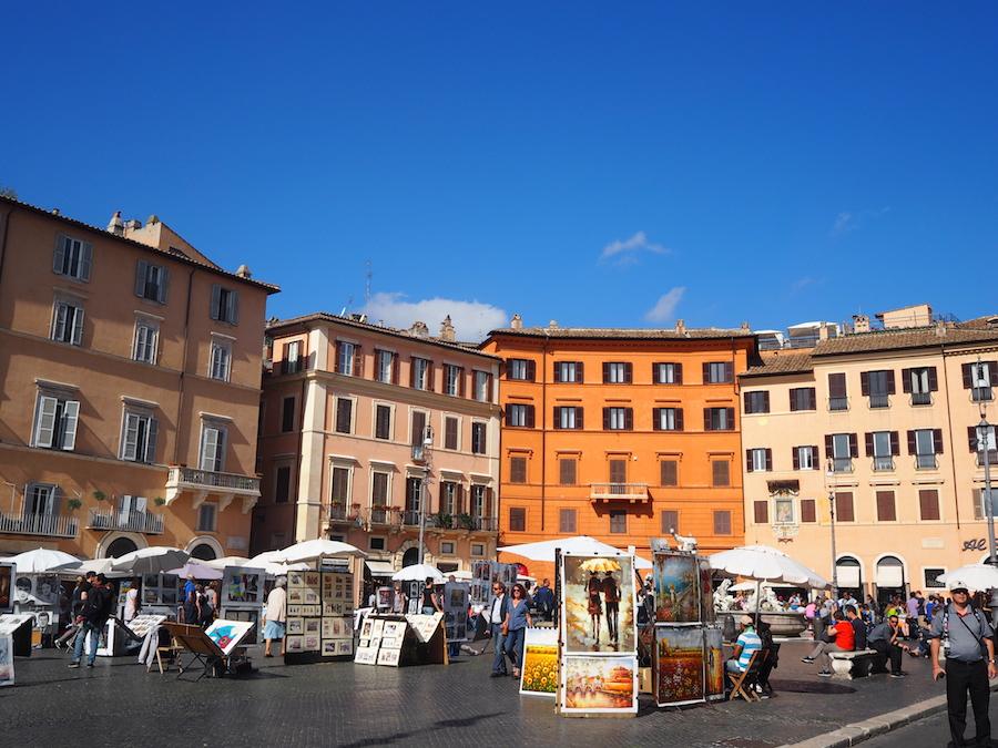 Roma Forumu (Foro Romano) 1