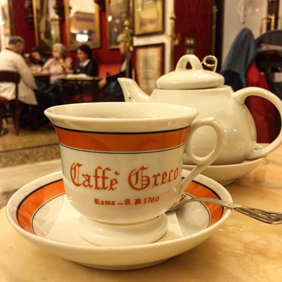 Antico Caffe Greco 1