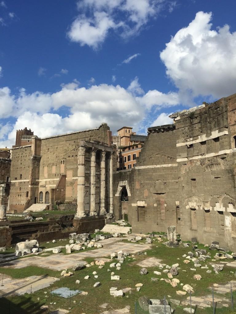 Çocukla Roma tatili 11