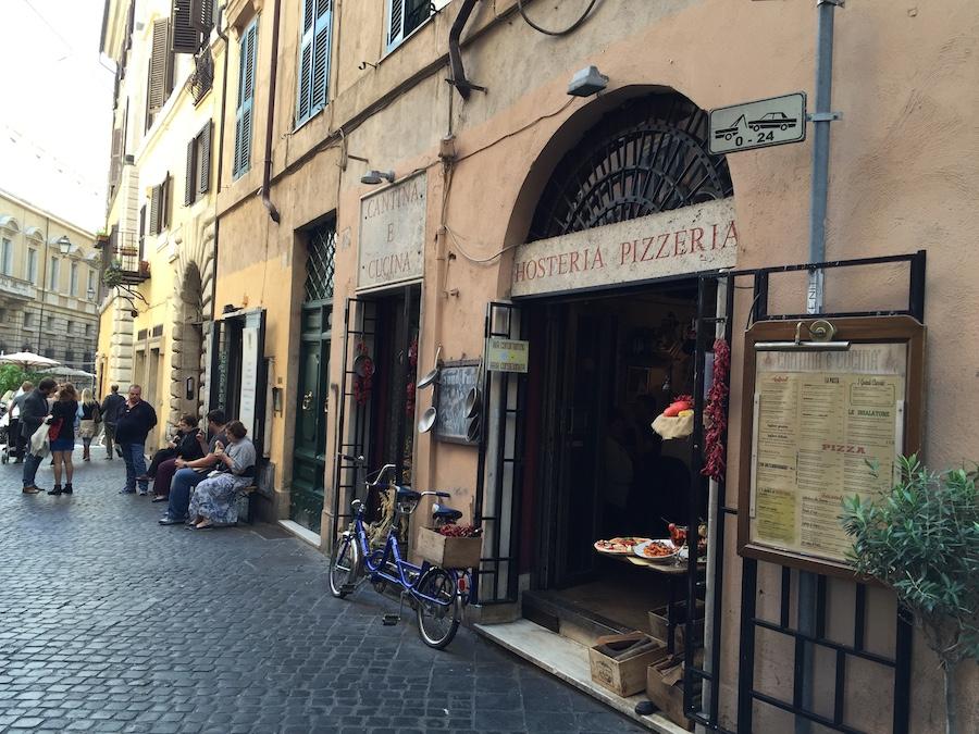 Rosteria Pizzaria