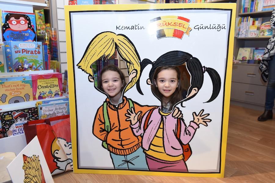 Tırtıl Kids Kitabevi Okuma Atölyesi 11