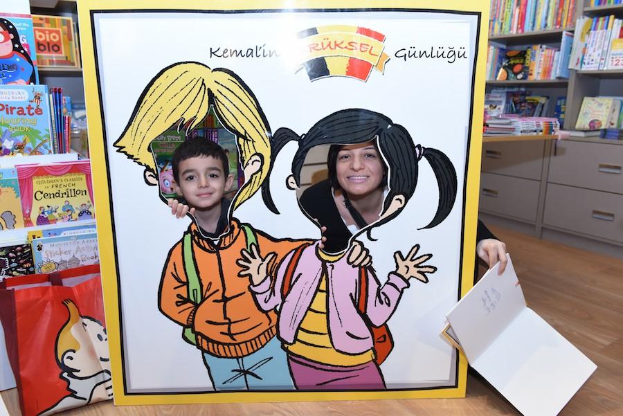 Tırtıl Kids Kitabevi Okuma Atölyesi 12