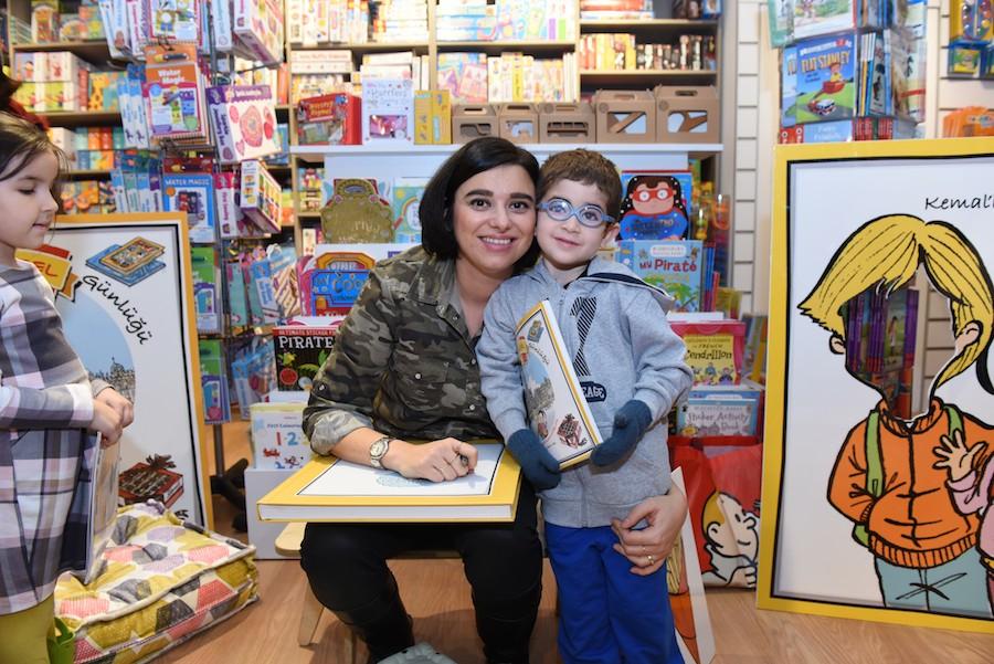Tırtıl Kids Kitabevi Okuma Atölyesi 6