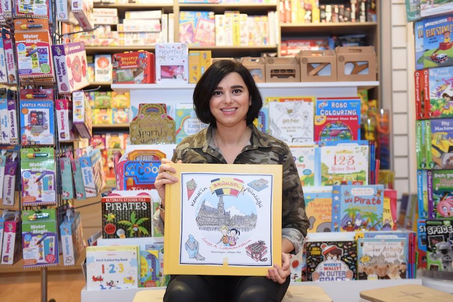 Tırtıl Kids Kitabevi Okuma Atölyesi 1